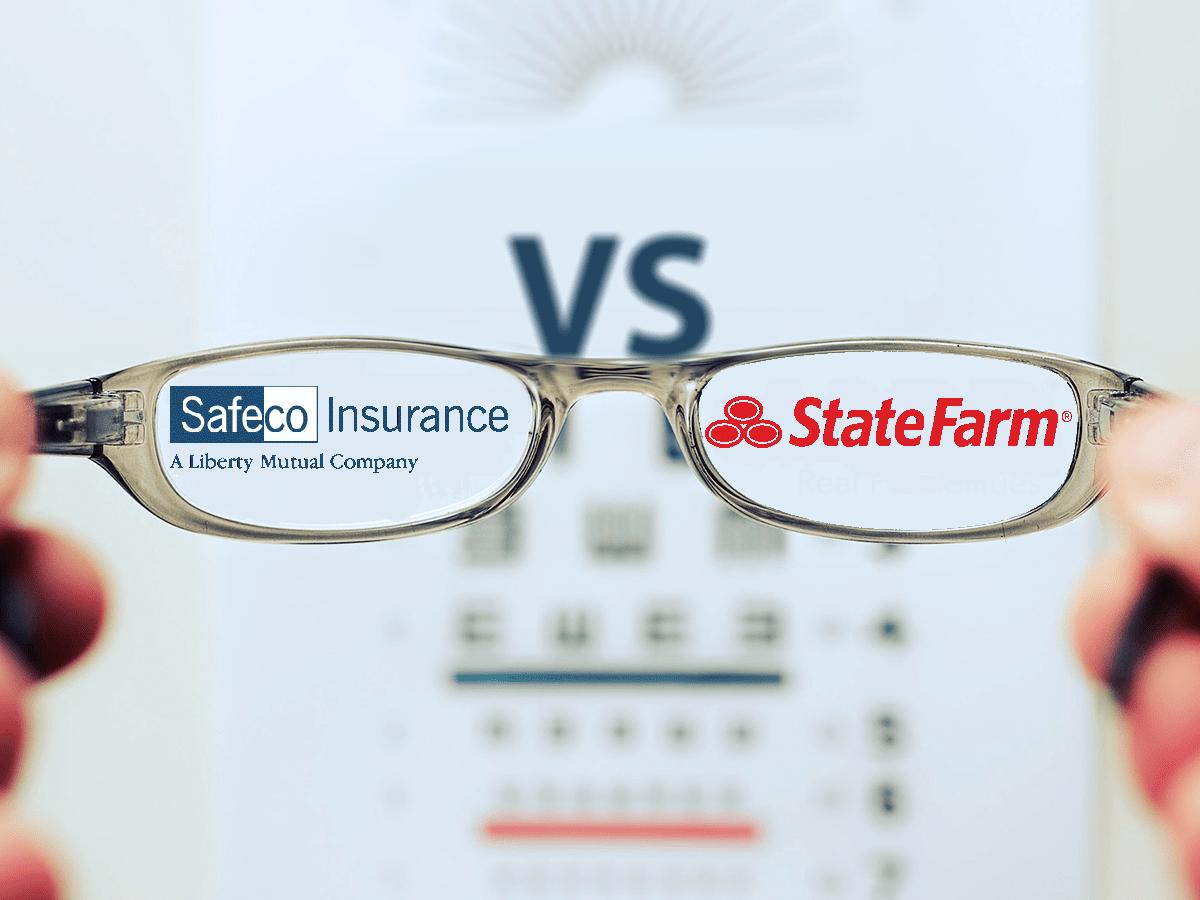 Safeco Vs State Farm Compare Free Auto Insurance Quotes
